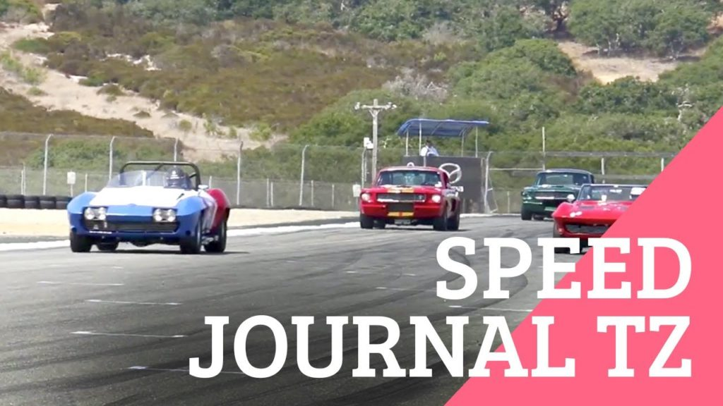Rolex Monterey Motorsports Reunion with The Speed Journal