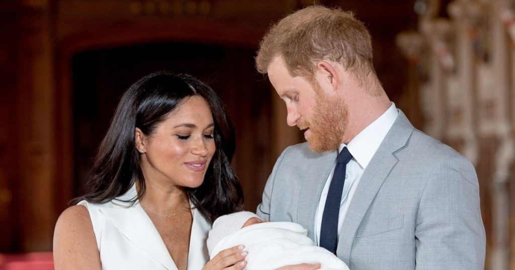 #ARCHIE – Social media stats soar on the naming of Royal Baby Archie
