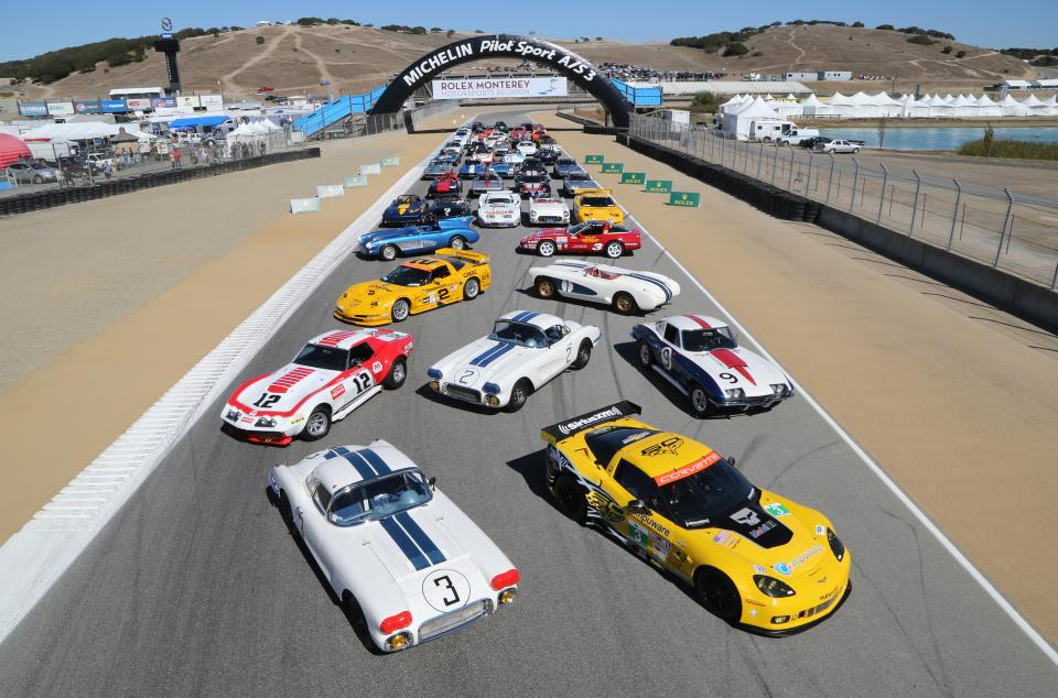 Take a ride with the Speed Journal at Rolex Monterey Motorsports Reunion.