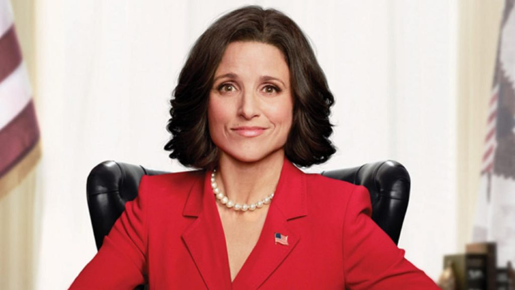 Shop President Selina Meyer's ICONIC Wardrobe and Set Pieces!