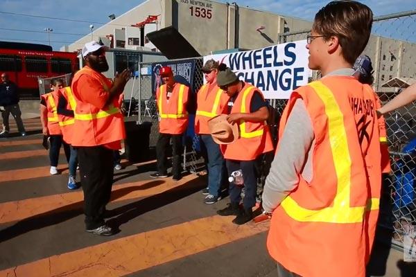 High School Student Creates Life-Changing Program: Wheels of Change