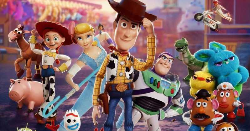 Discover Chris Stapleton's New Song for Toy Story 4