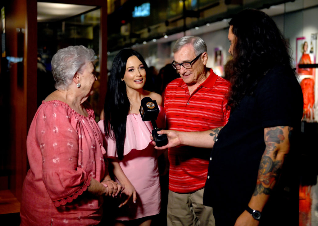 COUNTRY MUSIC HALL OF FAME® AND MUSEUM OPENS KACEY MUSGRAVES: ALL OF THE COLORS