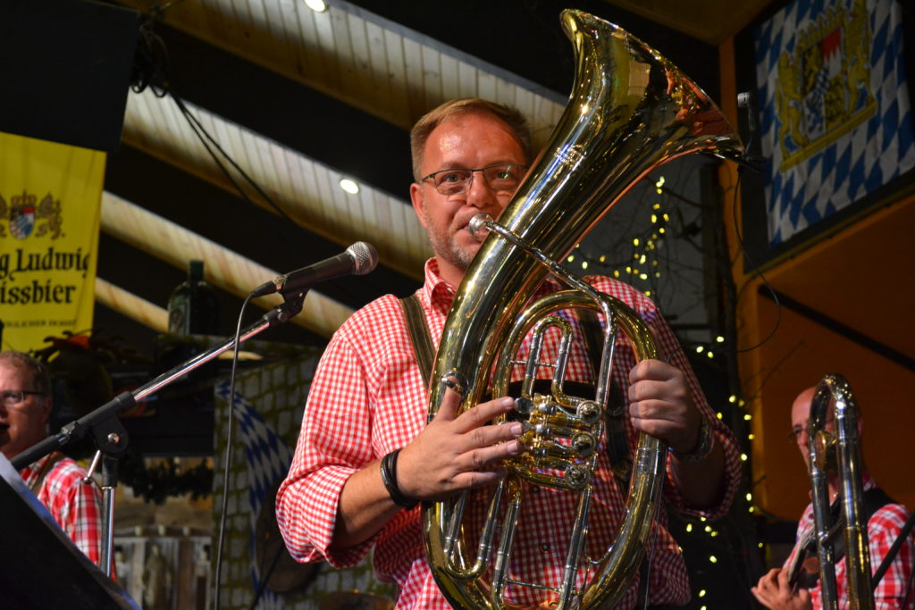 Infectious Bavarian Tunes by Four German Bands Fill Big Bear's Fall Months
