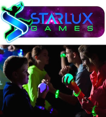AMP UP YOUR JULY NATIONAL FAMILY REUNION MONTH WITH AWARD-WINNING STARLUX GAMES