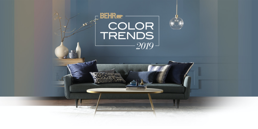 Discover Color Trends and Design Tips for Your Home With Behr Paint