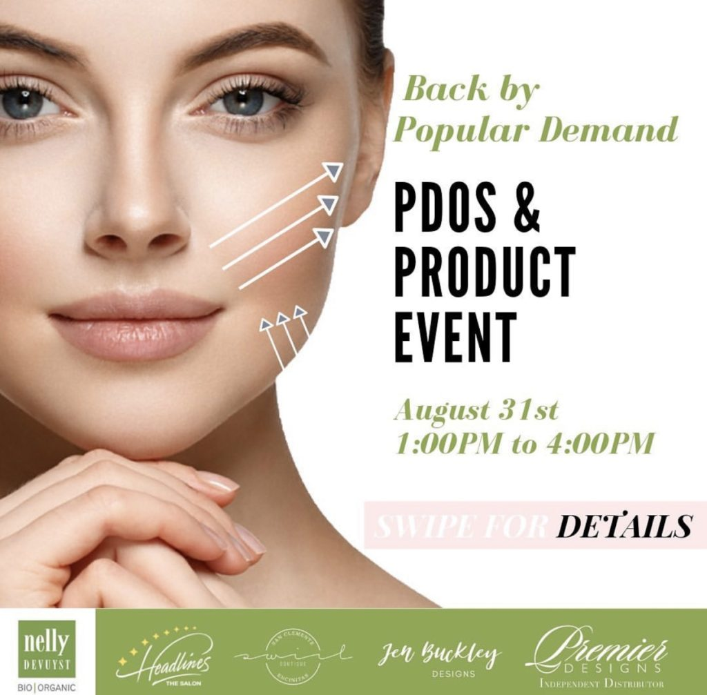 Back By Popular Demand! The Image Spa MD Non-Surgical Facelift Event with Nelly De Vuyst