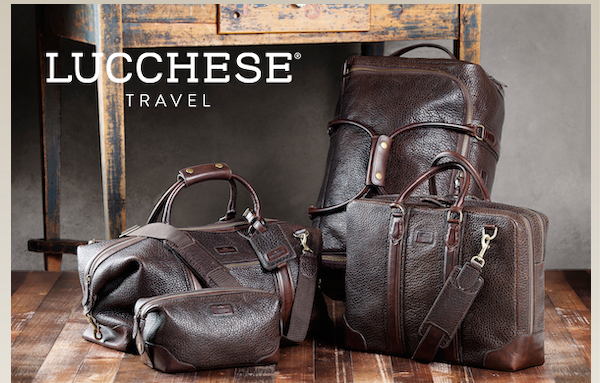 Rugged and Refined, the New Lucchese Travel Collection