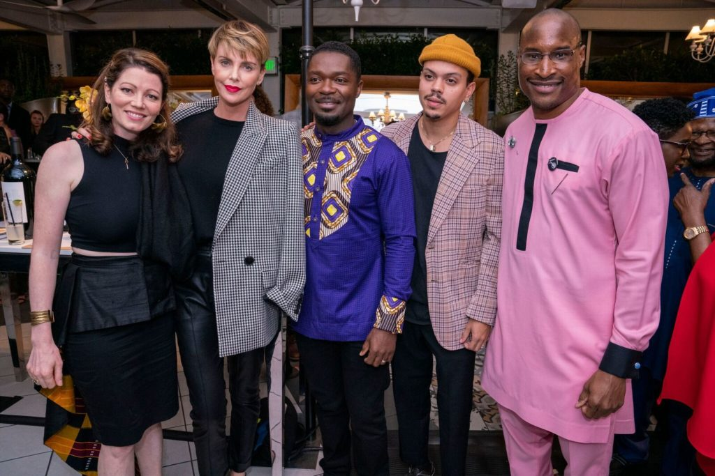 Big Names at The Geanco Foundation's Annual Hollywood Fundraiser