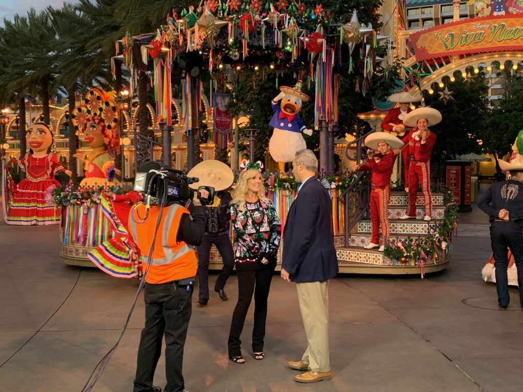 Disney Festival of Holidays Celebrates Holiday Traditions and Cultural Diversity at Disney California Adventure Park