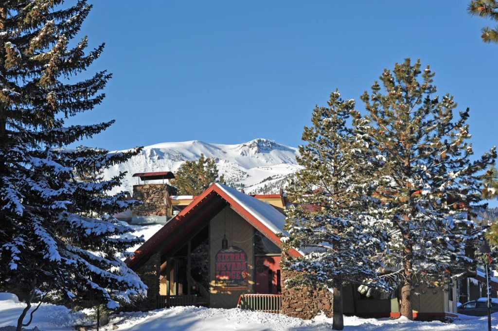 Make Your White Christmas a Reality in Mammoth Lakes
