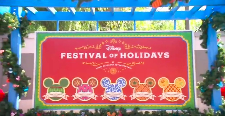 Mickey and Friends Bringing You the Best of the Holiday Season