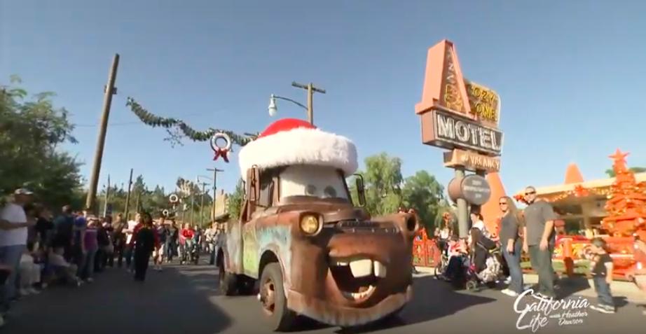 Holiday Magic at Disneyland!