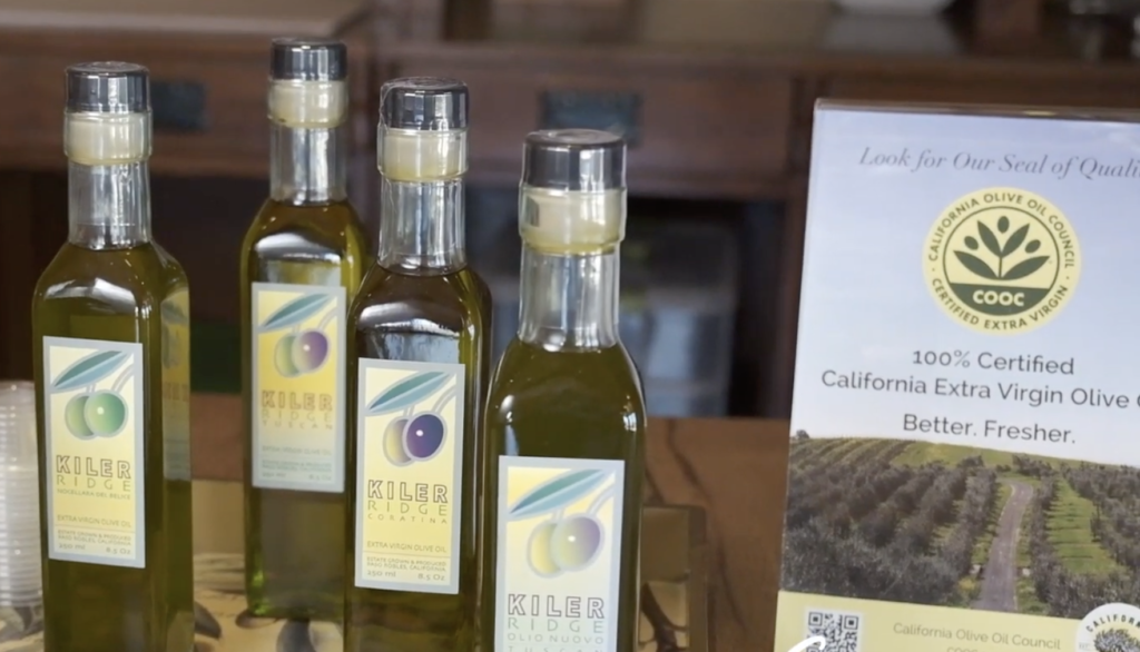 """Why California?"" California Olive Oil Council"