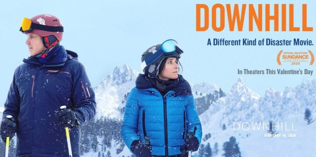 """Julia Louis-Dreyfus and Will Ferrell Team Up for """"Downhill"""""""