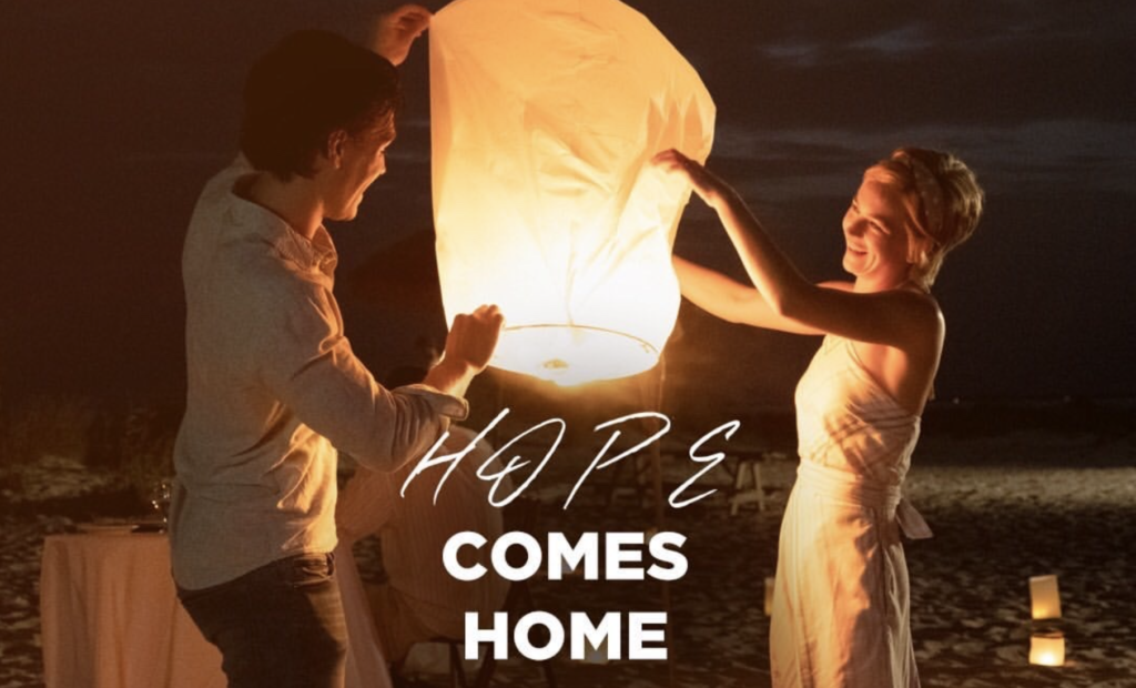 Hope Comes Home with the At-Home Premiere of I Still Believe