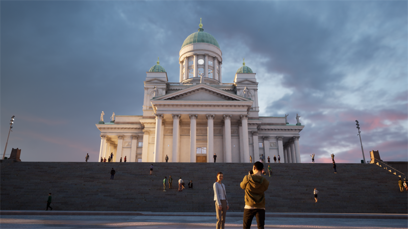 Virtual Helsinki platform powers gaming-inspired virtual May Day concert, as city looks to the future of online events