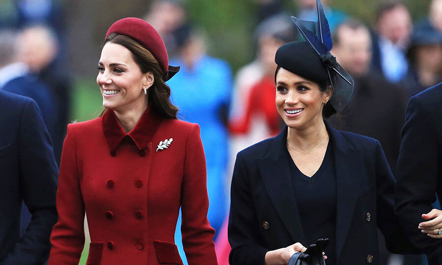 Kate Middleton tops Meghan Markle as the Biggest Fashion Influencer in 2020