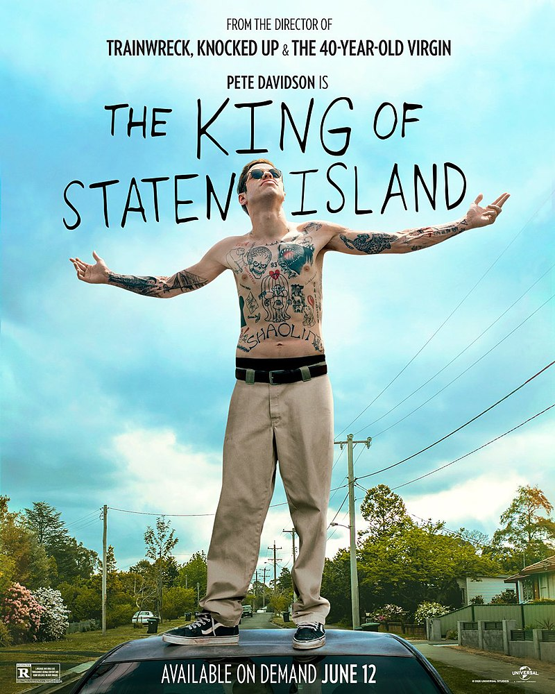 """Pete Davidson is Back as The """"King of Staten Island"""" in New Comedy"""