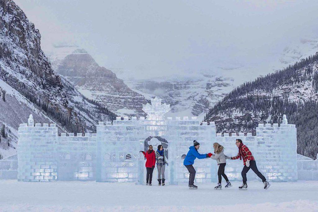 Banff, Canada: A Winter Wonderland That Words Fail To Describe