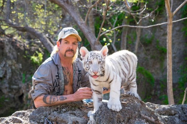 Why in God's Name Do You People Want to Be Quarantined with Joe Exotic?