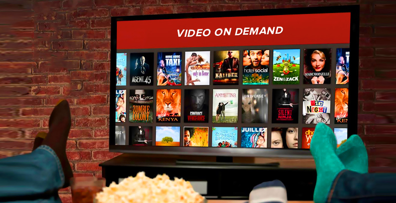 May 2020 releases Video on Demand (VOD)