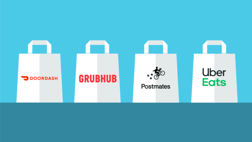 Consumer Reports: Tips for Ordering from DoorDash, Grubhub, Postmates, and Uber Eats
