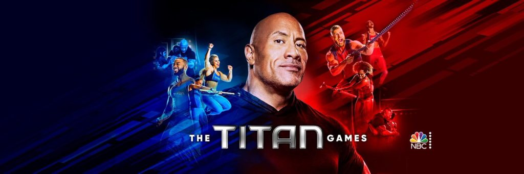 "An Inside Look in NBC's ""The Titan Games'"" Second Season"