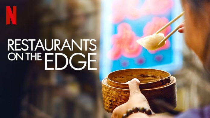Nick Liberato Takes on His Next Worldwide Adventure as an Expert on Netflix's Restaurants on the Edge