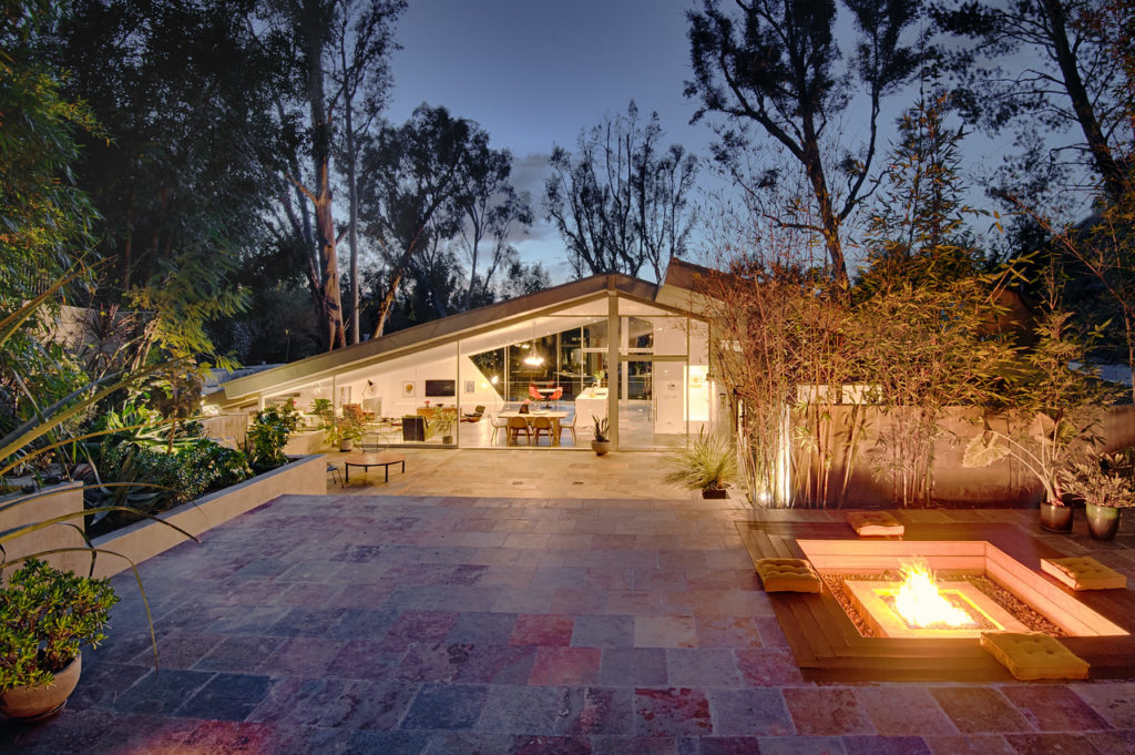 Harry Gesner's Triangle House