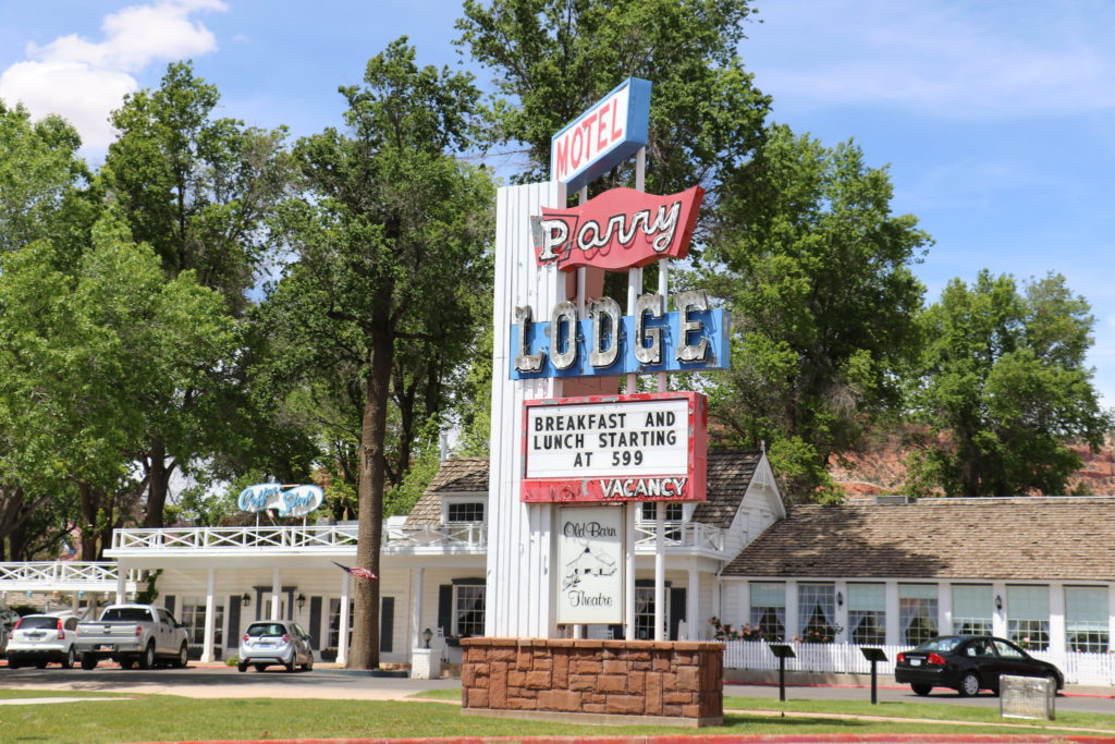 PARRY LODGE IN KANAB, UTAH REOPENS ITS DOORS WITH LIMITED CAPACITY