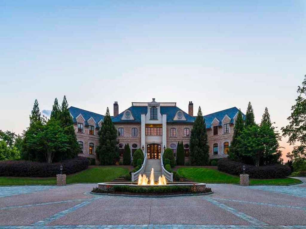 Tyler Perry's Palace of Versailles Mansion Sells To Steve Harvey