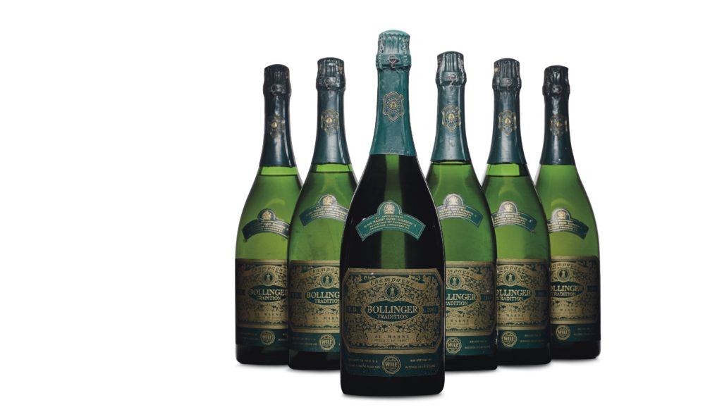 Christie's New York Wine Department Announces The Benjamin Ichinose Collection of Fine and Rare Wines