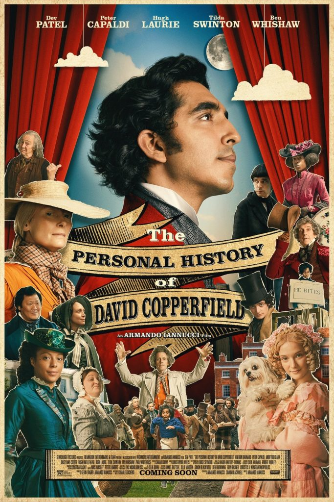 THE PERSONAL HISTORY OF DAVID COPPERFIELD | In Theatres August 14, 2020