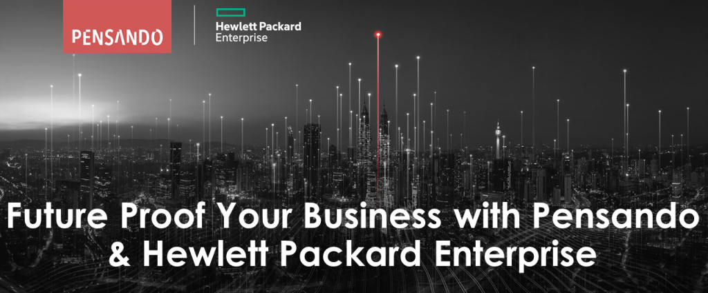 Pensando Introduces Distributed Services Platform Available through HPE GreenLake and HPE Infrastructure Solutions