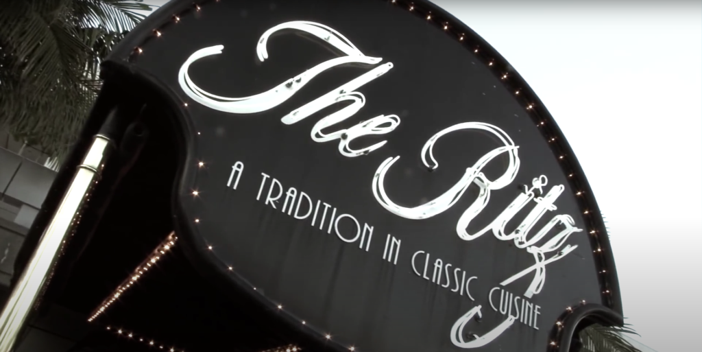 The Ritz in Newport Beach Honors the Legacy of its Founder with High-Quality Food and Service