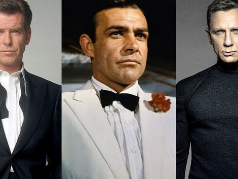 REVEALED: Bond's BEST Car Scenes