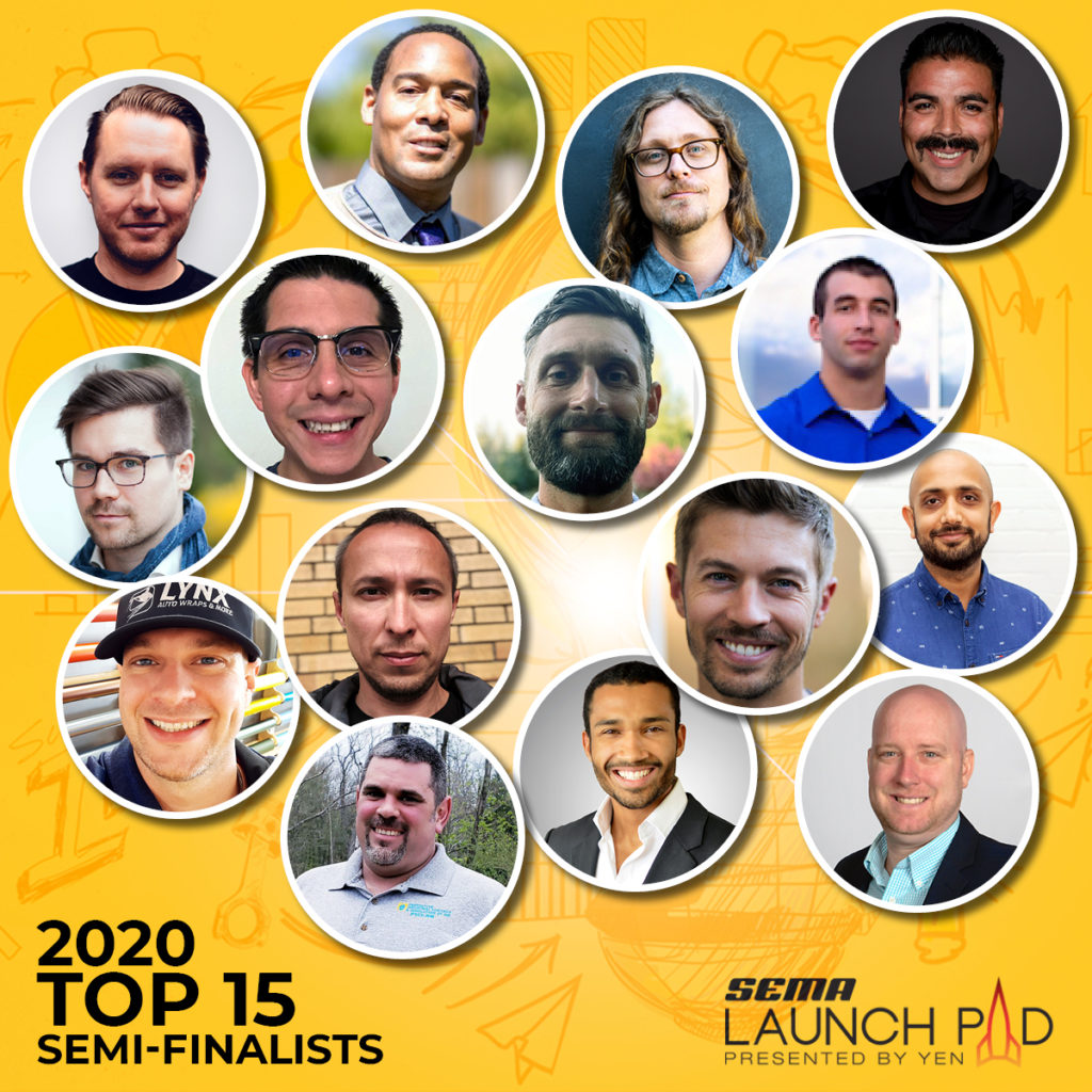 Top Applicants Selected for 2020 SEMA Launch Pad Competition