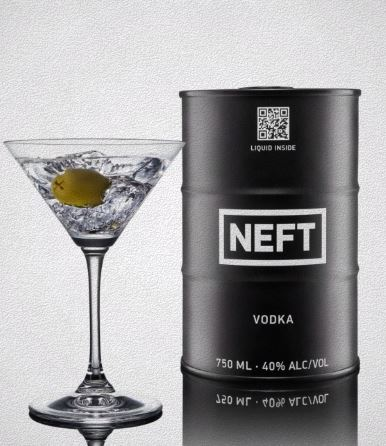 A New Ultra Premium Vodka With An Even More Memorable Taste: NEFT Vodka