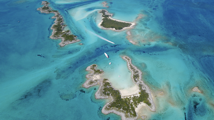 THE BAHAMAS REMAIN OPEN FOR YACHT CHARTERS