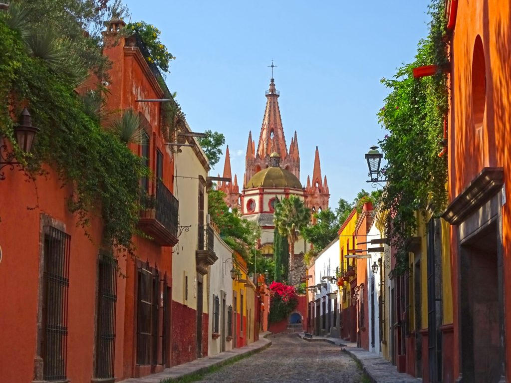TRAVEL + LEISURE READERS GIVE SAN MIGUEL DE ALLENDE A REASON TO CELEBRATE AS IT RANKS IN WORLD'S BEST AWARDS