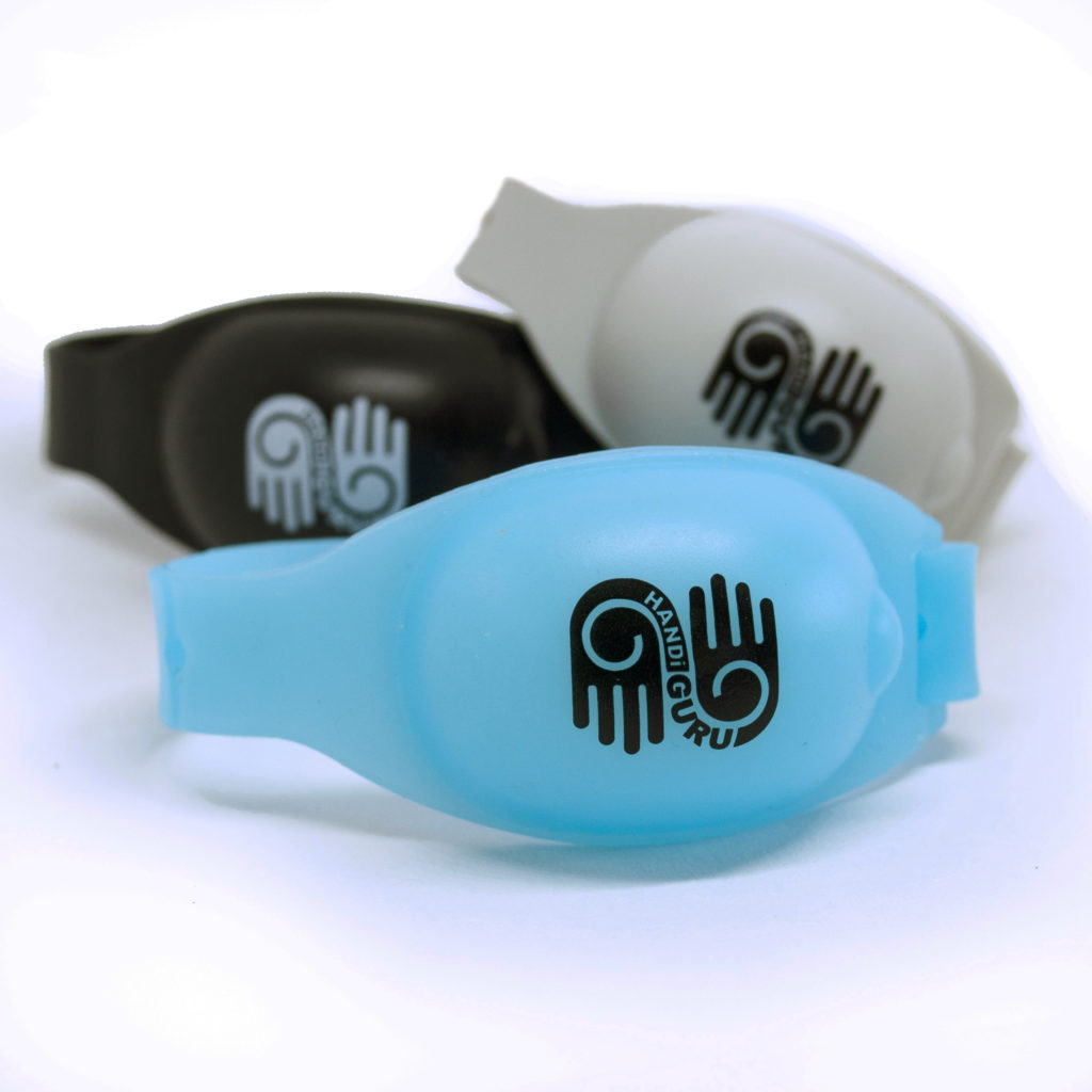 HandiGuru Offers Wearable Protection from Germs, Sun, and More for Extra Peace of Mind When You Leave Home