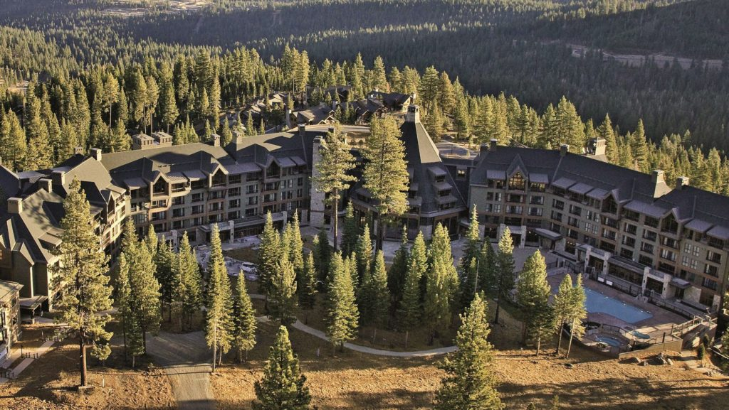 The Ritz-Carlton Hotel in North Lake Tahoe Offers Breathtaking Views