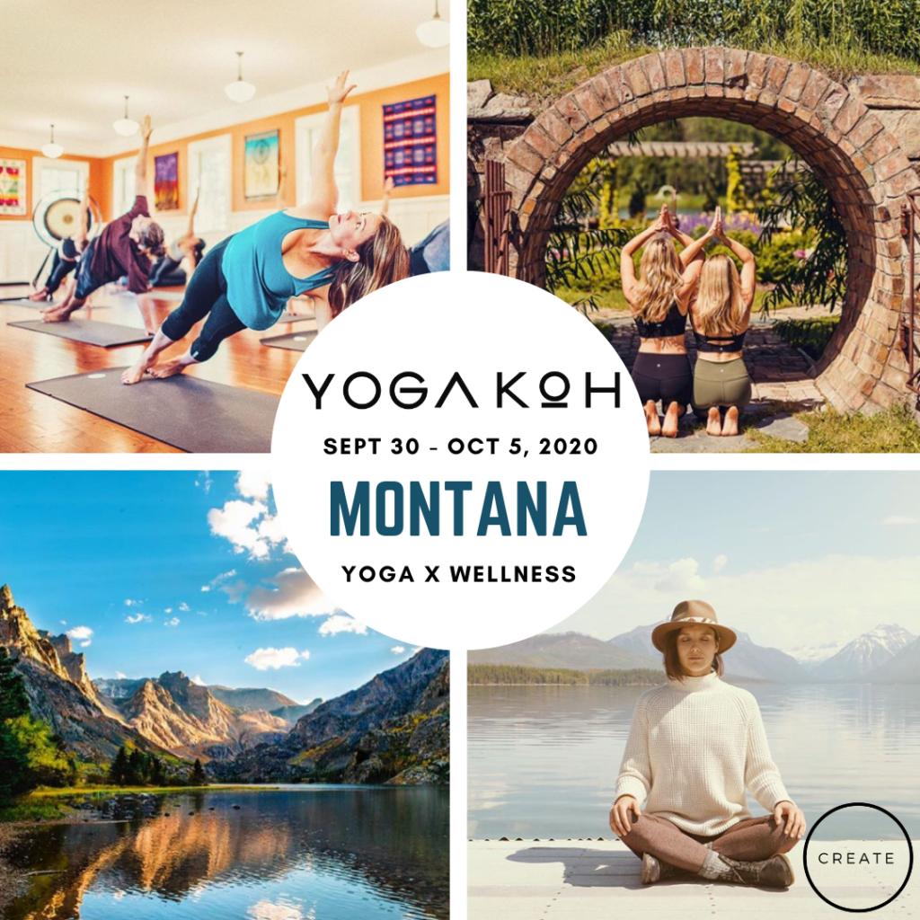 YogaKoh has Announced its Fall 2020 Retreats