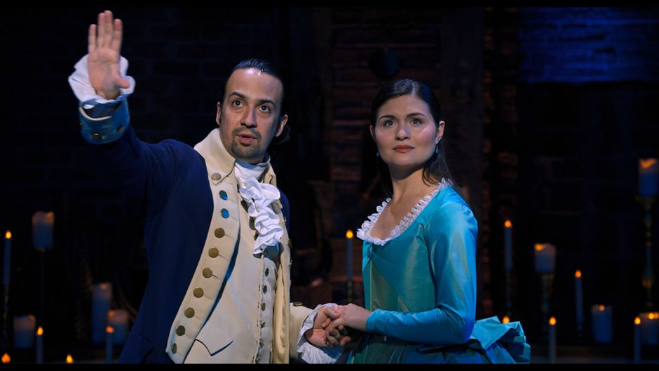 Hamilton on Disney+ Can't Replace the Live Theatrical Experience, but it's a Triumph All the Same