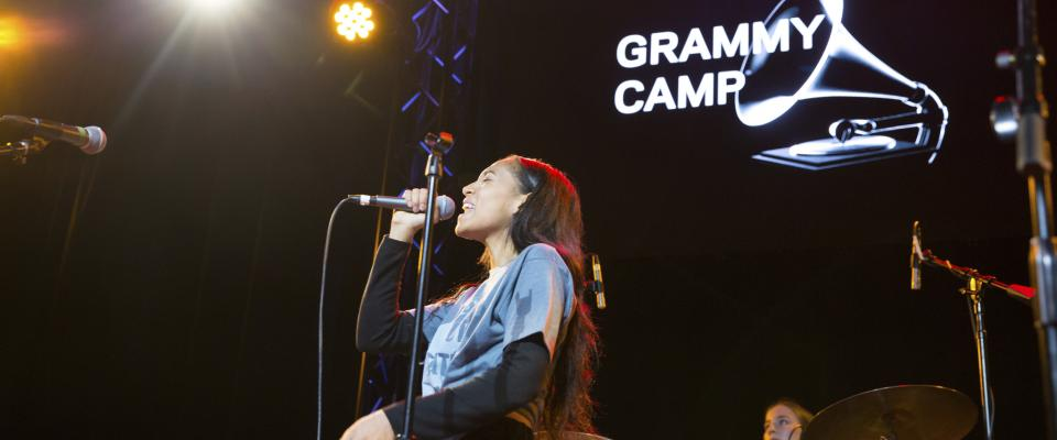 I Was Selected for GRAMMY Camp – The First Virtual Experience
