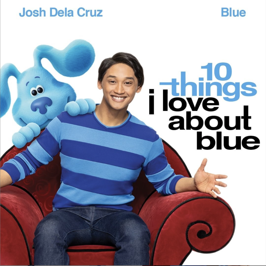 Josh Dela Cruz: Filipino-American Actor, singer and Broadway star embraces his Asian AND American identities on and off the screens