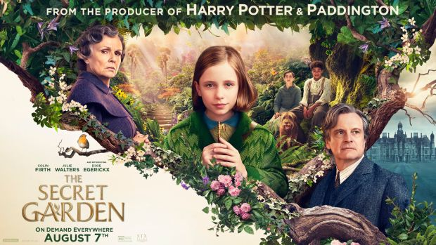The Secret Garden Movie On Demand Everywhere August 7th