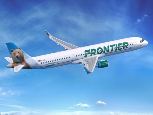 Frontier Airlines Renews Sale with Fares from $19* for Discount Den Members