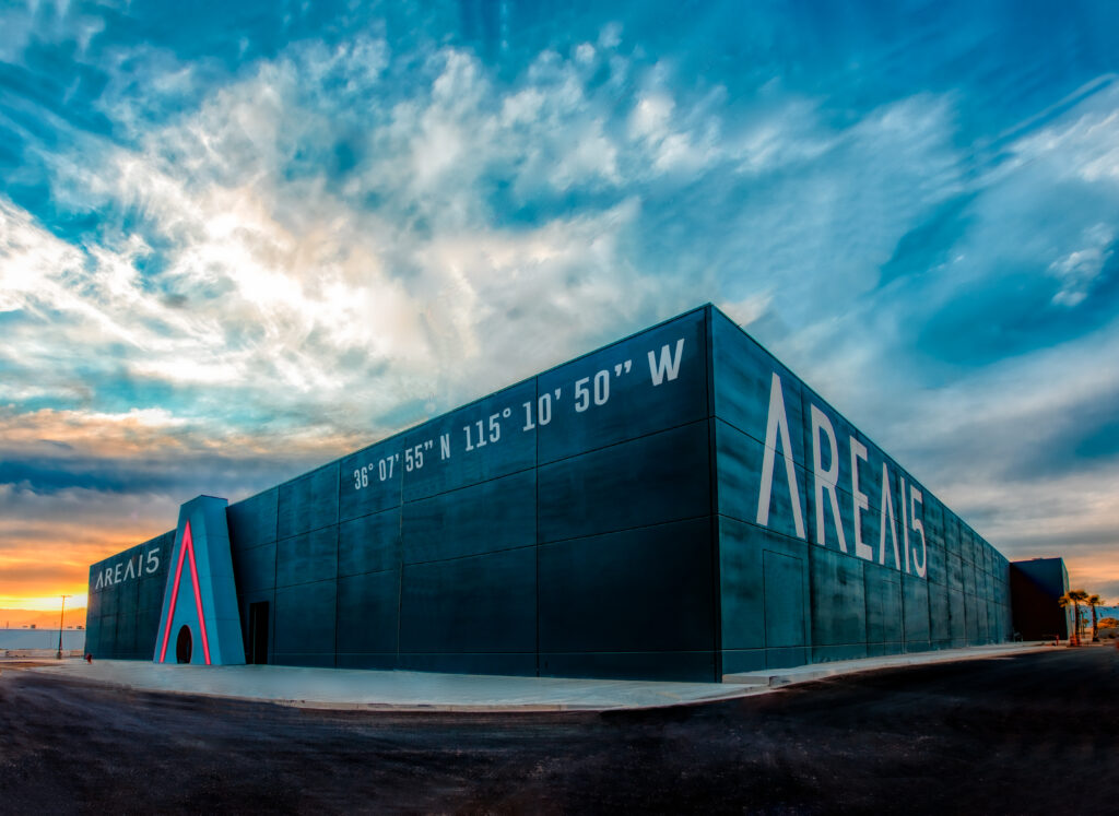 AREA15 Announces Opening Date